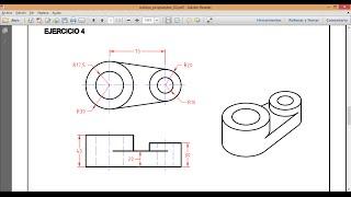 Download Dibujo Mecánico en Autocad 3D Video