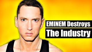 Download EMINEM Destroys Mumble Rap & Critics [Kamikaze Album] Video