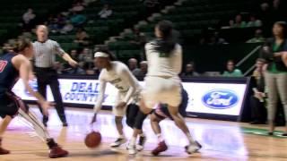 Download North Texas WBB: Florida Atlantic vs North Texas - NT HL 2/9/17 Video