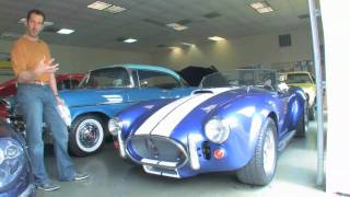 Download 1966 Shelby Cobra for sale with test drive, driving sounds, and walk through video Video