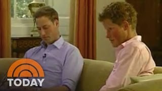 Download Princes Harry, William Discuss Military Service | Archives | TODAY Video
