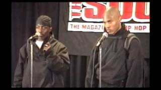 Download Sticky Fingaz Shoots Up the Source Awards Video