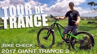 Download TOUR DE TRANCE: Bike Check - 2017 Giant Trance 2 [Ep#19] Video