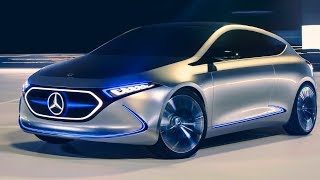 Download Mercedes-Benz EQA Concept – The A-Class of the Future Video