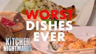 Download The WORST Ever Dishes On Kitchen Nightmares Video