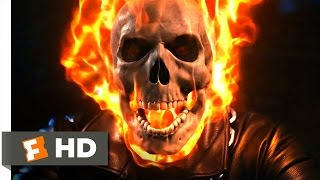 Download Ghost Rider - The Penance Stare Scene (5/10) | Movieclips Video