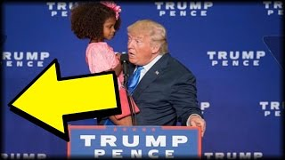 Download MOMENTS AFTER LITTLE GIRL WALKED ON STAGE, TRUMP DID SOMETHING THAT MADE AMERICA CHEER! Video