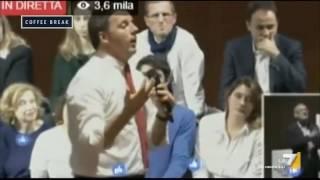 Download Ultima settimana di campagna referendaria, Grillo a Roma vittima di una delle tante buche Video