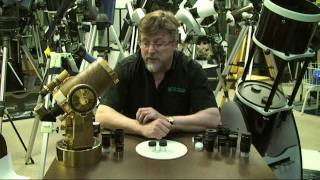 Download Upgrading your eyepieces - Extending the range Video