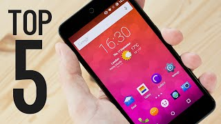 Download Top 5 BEST Budget Smartphones! (2016/2017) Video