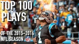 Download Top 100 Plays of the '15-16 NFL Season Video