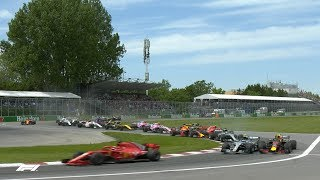 Download 2018 Canadian Grand Prix: Race Highlights Video