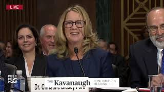 Download Watch Rachel Mitchell's complete questioning of Christine Blasey Ford, without interruptions Video