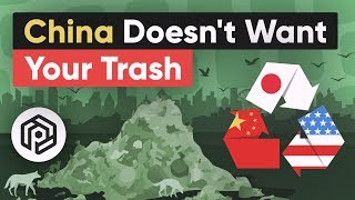 Download Why China Doesn't Want Your Trash Anymore Video