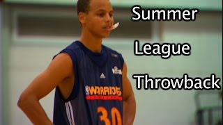 Download All Time NBA Summer League Highlights! (LeBron, Durant, Curry, Wade) Video