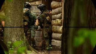 Download Airsoft Sniper Series Sniping From a Hide Video