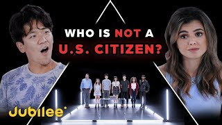 Download 6 U.S. Citizens vs 1 Secret Non-Citizen Video