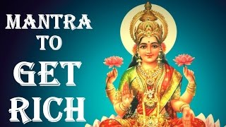 Download LAXMI MANTRA: GET RICH, HAPPY & HEALTHY : VERY POWERFUL : 100% GUARANTEED RESULTS ! Video