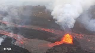 Download USGS Status Update of Kīlauea Volcano - May 24, 2018 Video