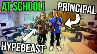 Download Turning my High School Principal into a Hypebeast! ($1000+ Outfit) Video