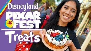 Download The Spectacular Treats of Pixar Fest at Disneyland! Video