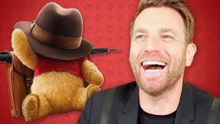 Download Ewan McGregor Takes The ″Which Winnie The Pooh Character Are You″ Quiz Video