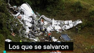 Download Los que se salvaron del Chapecoense - Noticias con Karla Iberia Video