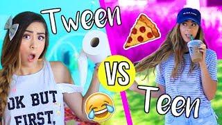 Download Tween VS Teen!! Video