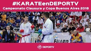 Download #KARATEenDEPORTV: Campeonato Clausura y Copa Bs. As. 2018 Video