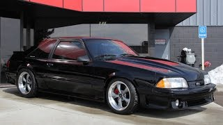 Download 1987 Ford Mustang Fox Body For Sale Video
