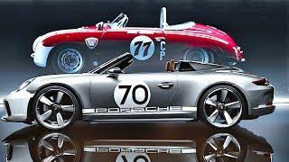 Download Porsche Speedster 911 GT3 2019 Commercial World Premiere Porsche 911 GT3 Based CARJAM Video