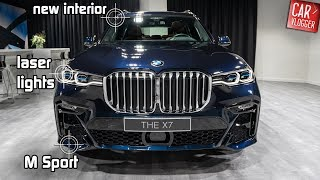 Download SNEAK PREVIEW the NEW BMW X7 xDrive40i 2019 Interior Exterior DETAILS Video