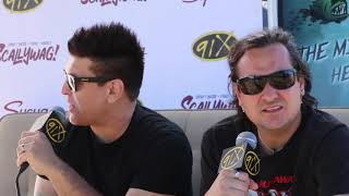 Download Scallywag 2018 - Less Than Jake Interview Video