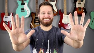 Download 10 Things I Wish I Had Known About Guitar EARLIER! Video