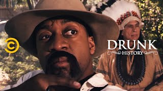 Download Drunk History - Bass Reeves Full-On Dances with Wolves Video