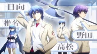 Download Angel Beats! Opening - My Soul, Your Beats (HD) Video