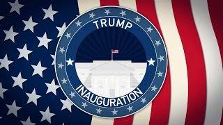 Download CGTN Live Trump Inauguration Video