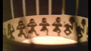 Download Zoetrope Replica Optical Toy Ancient Magic Toys Video
