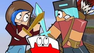 Download Chad Vs. Audrey 1 Vs. 1 / Minecraft Bedwars / Gamer Chad Plays Video