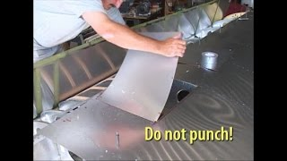 Download Cutting Access Openings in Your metal Aircraft Video