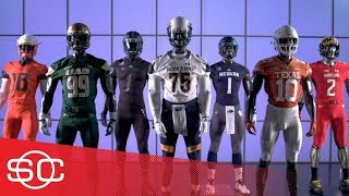 Download Gear Up: 2018 Week 3 of college football uniforms: Texas, Syracuse and more | SportsCenter | ESPN Video