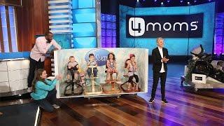 Download Ellen's Magnificent Mother's Day Giveaways Video