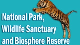 Download National Park, Wildlife Sanctuary and Biosphere Reserve of India in Hindi | Static GK Video