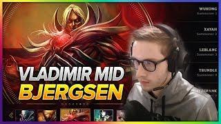 Download 649. Bjergsen Vladimir vs LeBlanc Mid - Patch 8.9 Season 8 - BJERGSEN STREAM Video