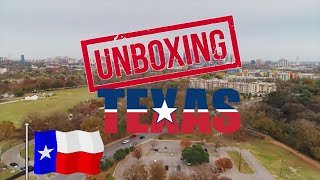 Download UNBOXING TEXAS. What it's like LIVING in TEXAS Video
