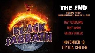 Download Black Sabbath ″Into the Void″ Live 4k Video