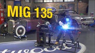 Download Eastwood MIG 135 Welder - A Must Have Welder for Your Garage! Video