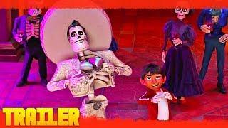 Download Coco (2017) Disney Nuevo Tráiler Oficial #5 Español Video