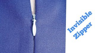 Download How to attach invisible zipper in suit,kurta,kurti very very easy method Video