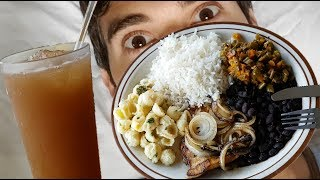 Download The ONE Costa Rican Food You Have to Try!! 🇨🇷 ❤️ Casado Con Chuleta 🇨🇷 ❤️ Video